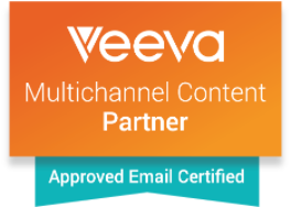 Veeva Approved Email Certified