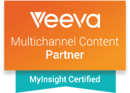 Veeva MyInsight Certified